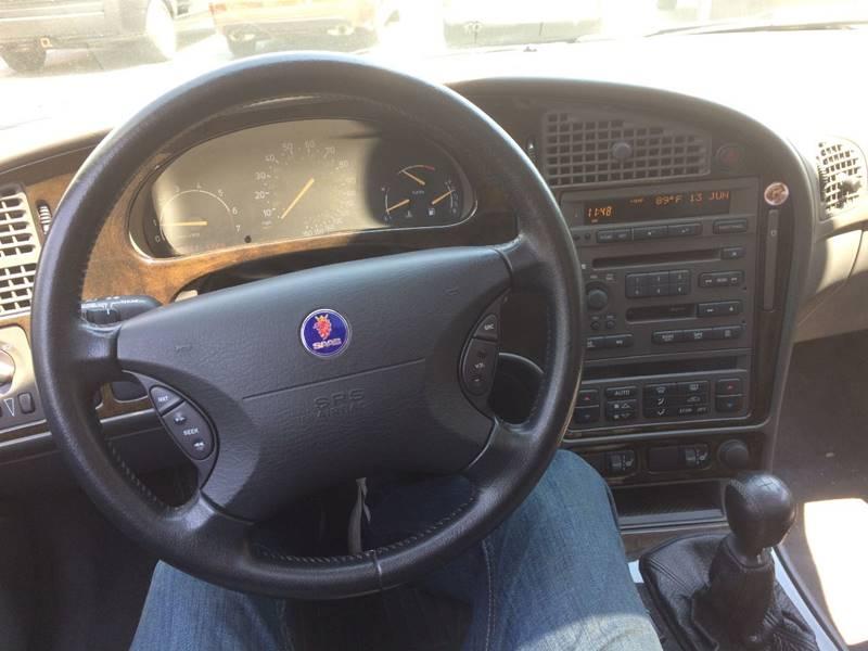 2003 Saab 9-5 Linear 2.3t 4dr Turbo Wagon - Hooksett NH