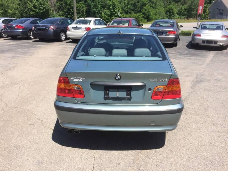 2005 BMW 3 Series AWD 325xi 4dr Sedan - Hooksett NH