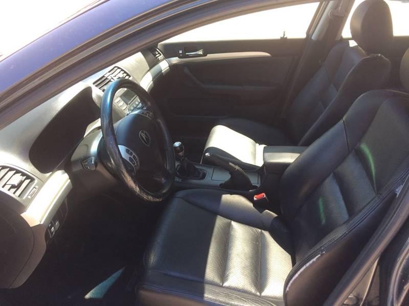2005 Acura TSX 4dr Sedan - Hooksett NH