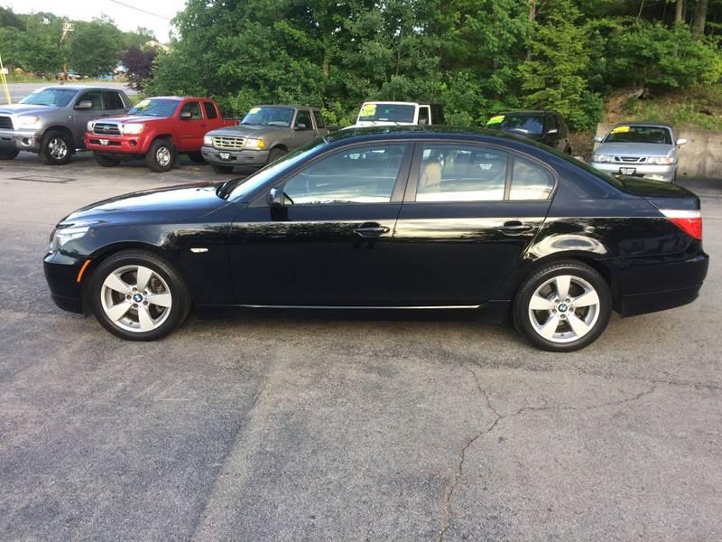 2008 BMW 5 Series AWD 528xi 4dr Sedan Luxury - Hooksett NH