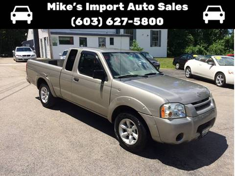 2001 Nissan Frontier for sale in Hooksett, NH