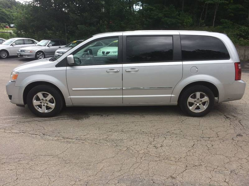 2008 Dodge Grand Caravan SXT Extended Mini-Van 4dr - Hooksett NH