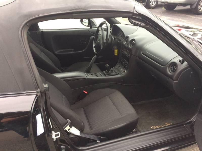 2000 Mazda MX-5 Miata 2dr Convertible - Hooksett NH