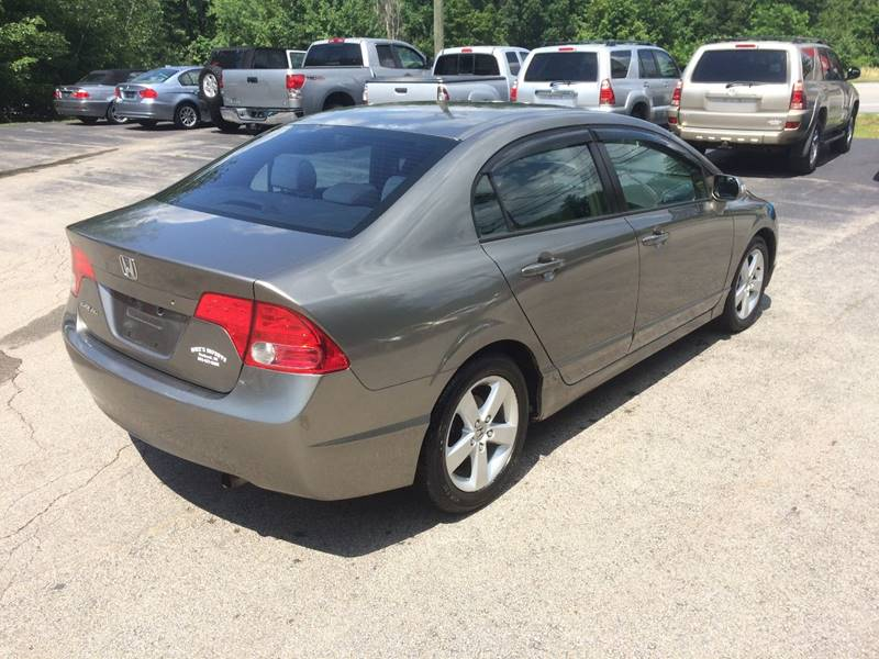 2007 Honda Civic EX 4dr Sedan (1.8L I4 5M) - Hooksett NH