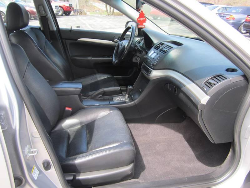 2004 Acura TSX 4dr Sedan - Hooksett NH