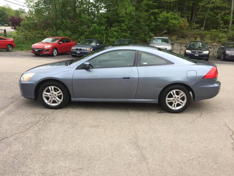 2007 Honda Accord EX 2dr Coupe (2.4L I4 5A) - Hooksett NH