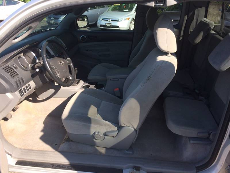 2009 Toyota Tacoma 4x4 4dr Access Cab 6.1 ft. SB 5M - Hooksett NH