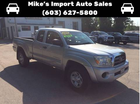 2009 Toyota Tacoma for sale in Hooksett, NH