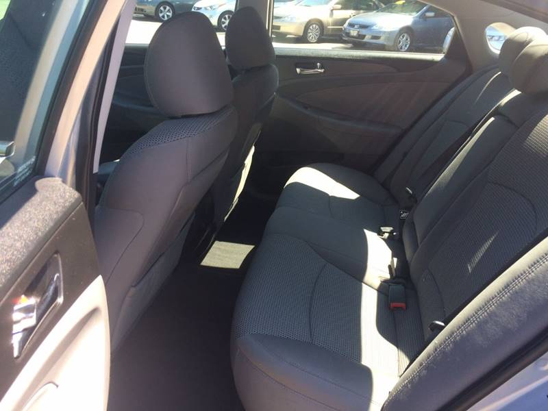 2012 Hyundai Sonata GLS 4dr Sedan - Hooksett NH