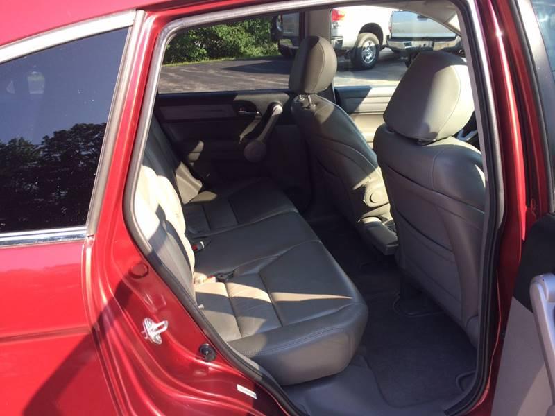 2007 Honda CR-V AWD EX 4dr SUV - Hooksett NH