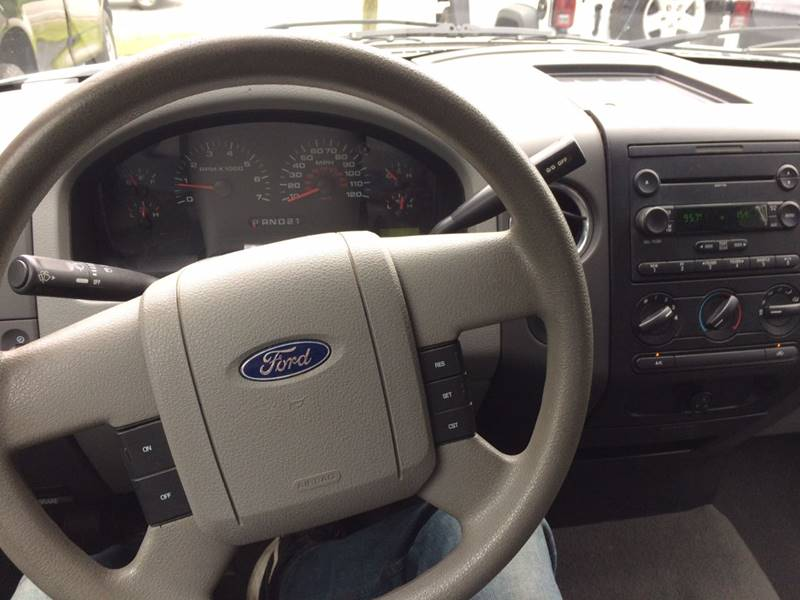 2007 Ford F-150 XLT 4dr SuperCab 4WD Styleside 6.5 ft. SB - Hooksett NH