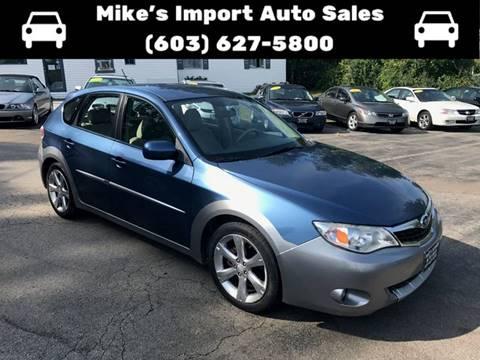 2008 Subaru Impreza for sale in Hooksett, NH