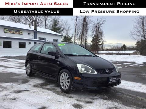 2004 Honda Civic for sale in Hooksett, NH