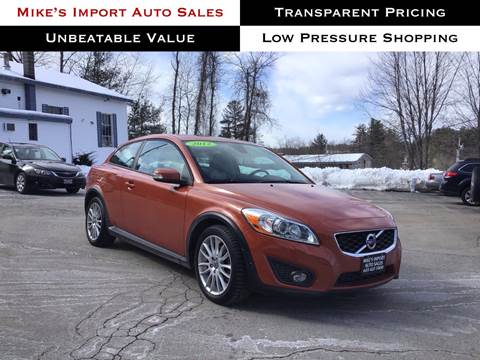 2012 Volvo C30 for sale in Hooksett, NH