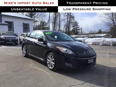 2010 Mazda MAZDA3 for sale in Hooksett, NH