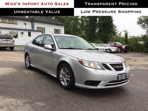 2011 Saab 9-3 for sale in Hooksett, NH