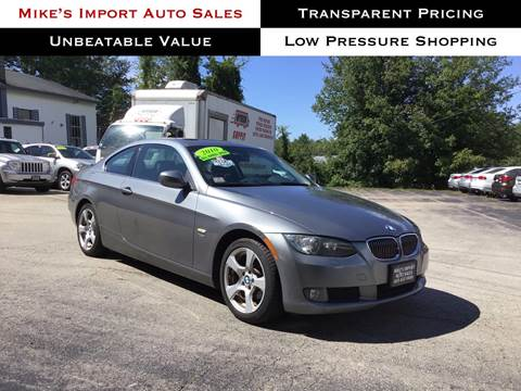 2010 BMW 3 Series for sale in Hooksett, NH
