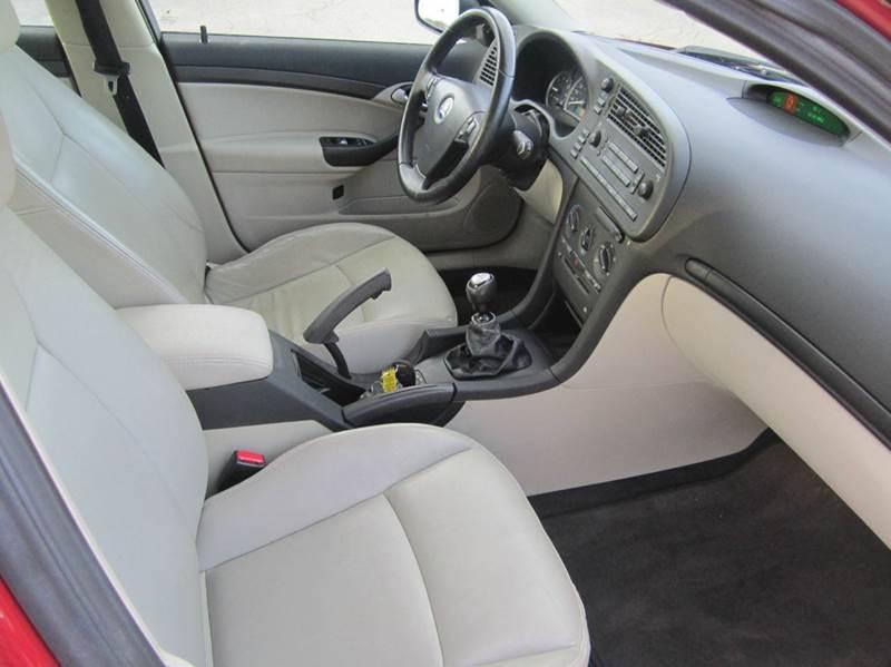 2005 Saab 9-3 4dr Linear Turbo Sedan - Hooksett NH