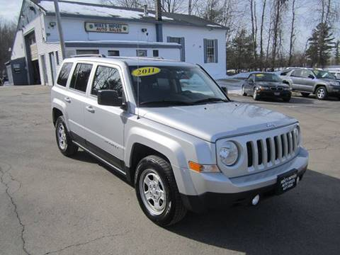 2011 Jeep Patriot for sale in Hooksett, NH