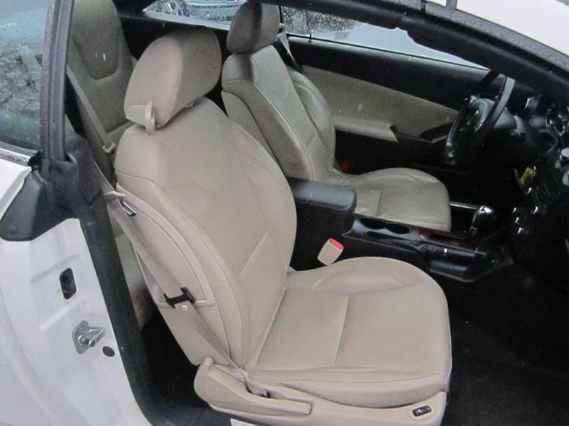 2007 Pontiac G6 GT 2dr Convertible - Hooksett NH