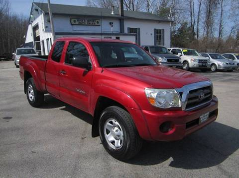 2010 Toyota Tacoma for sale in Hooksett, NH