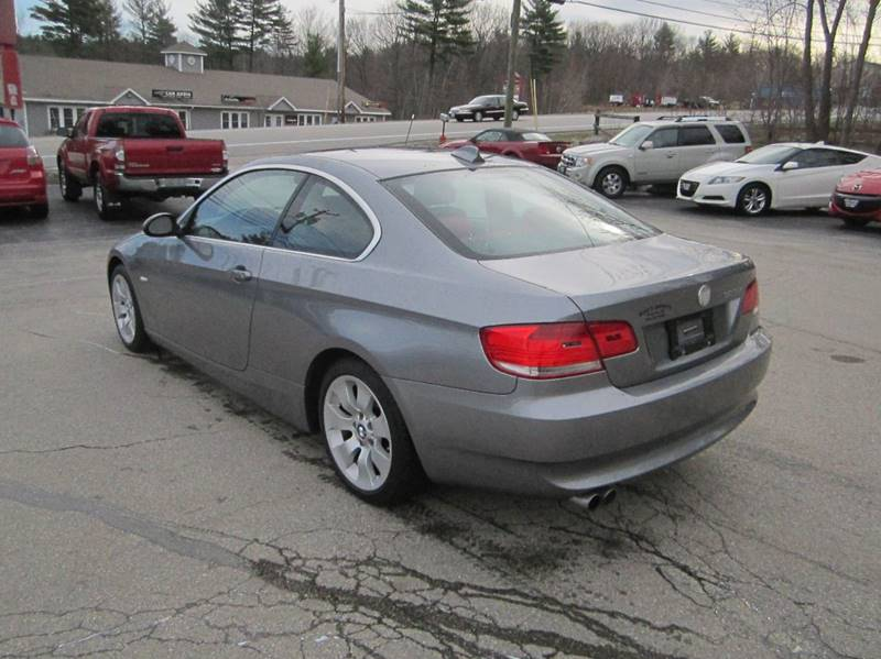 2007 BMW 3 Series AWD 328xi 2dr Coupe - Hooksett NH