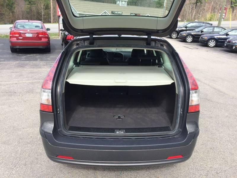 2007 Saab 9-3 2.0T SportCombi 4dr Wagon - Hooksett NH