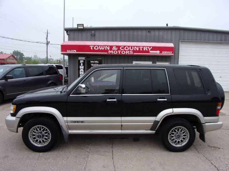 1999 isuzu trooper 4dr s 4wd suv in des moines ia - town & country
