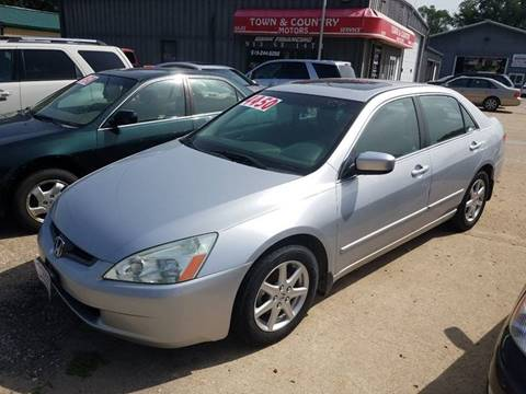 2003 Honda Accord for sale in Des Moines, IA
