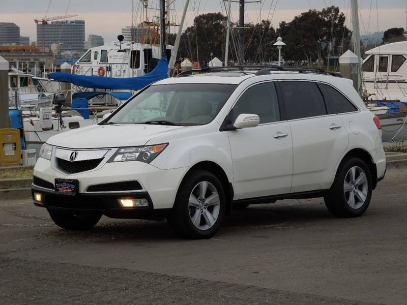 2010 Acura Mdx Sh Awd 4dr Suv Wtechnology Package In Alameda Ca
