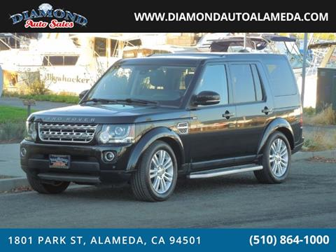 2016 Land Rover LR4 for sale in Alameda, CA