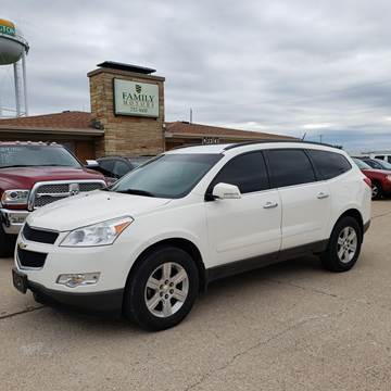 2012 Chevrolet Traverse for sale in West Burlington, IA