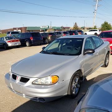 2004 Pontiac Grand Am for sale in West Burlington, IA