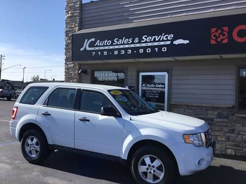 2011 Ford Escape for sale in Eau Claire, WI