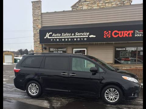 2015 Toyota Sienna For Sale In Eau Claire, WI