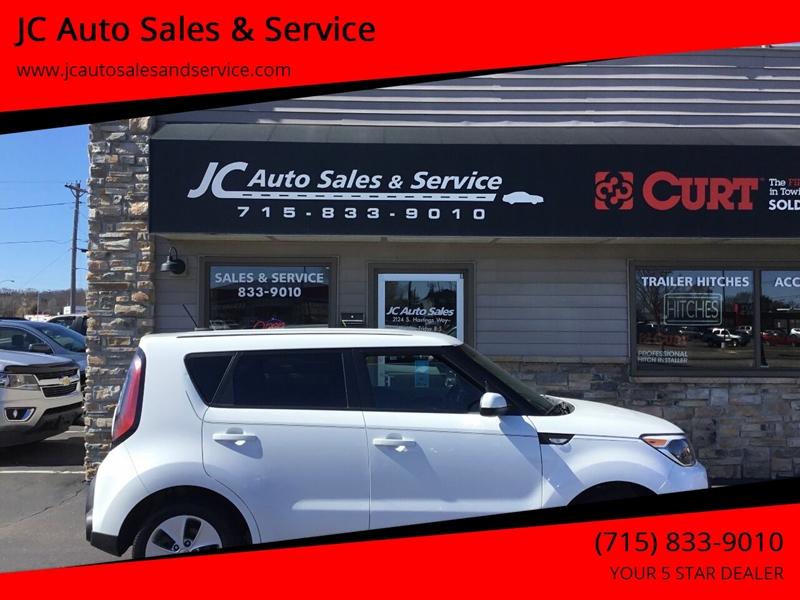 jc auto sales service car dealer in eau claire wi. Black Bedroom Furniture Sets. Home Design Ideas