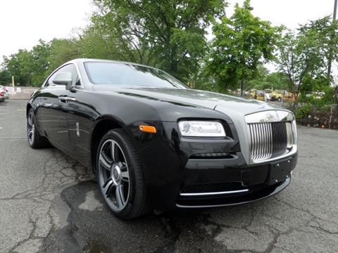 2016 Rolls-Royce Wraith for sale in Teterboro, NJ