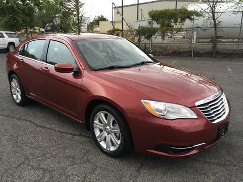 2013 Chrysler 200 for sale in Teterboro, NJ