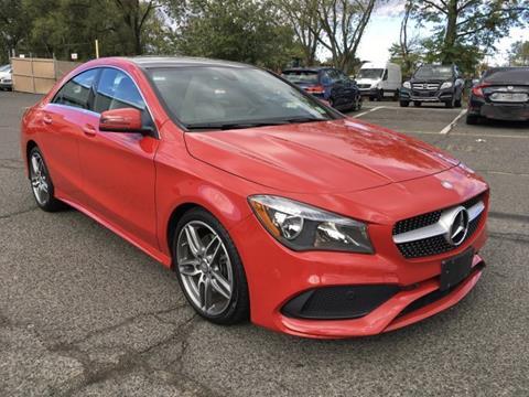 2017 Mercedes-Benz CLA for sale in Teterboro, NJ