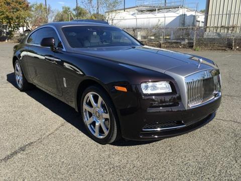 2015 Rolls-Royce Wraith for sale in Teterboro, NJ