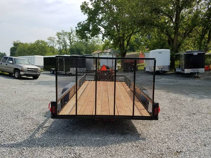 2018 Forest River FORCE 6.5x14 USASG6514TA - East Prospect PA