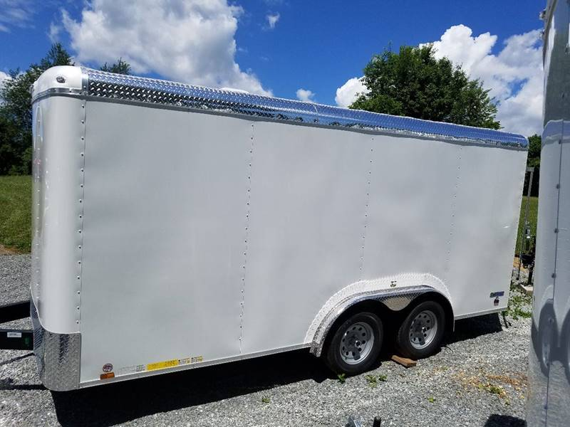 2018 Forest River CONTINENTAL CARGO TW816TA2 TAILWIND 8X16 RAMP - East Prospect PA