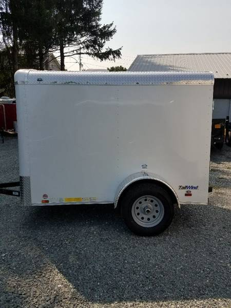 2018 Forest River CONTINENTAL CARGO TAILWIND 5X8 - East Prospect PA