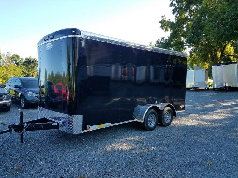2018 Forest River CONTINENTAL CARGO 7X16 TW716TA2 RAMP - East Prospect PA