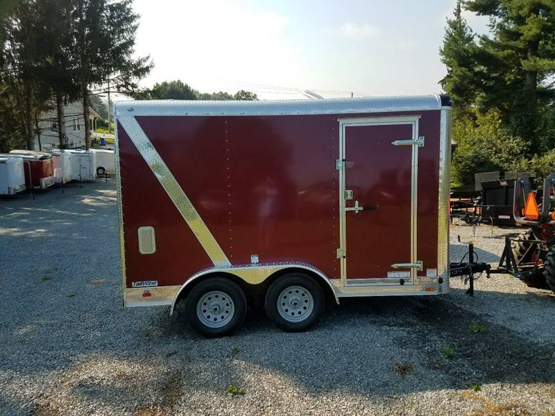 2018 Forest River CONTINENTAL CARGO TW712TA2 TAILWIND 7X12 - East Prospect PA