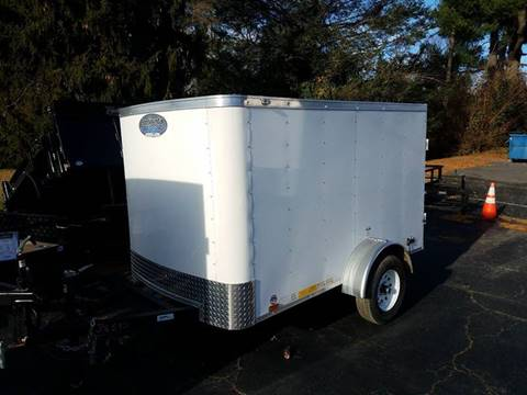 2018 Forest River CONTINENTAL CARGO RS58SA