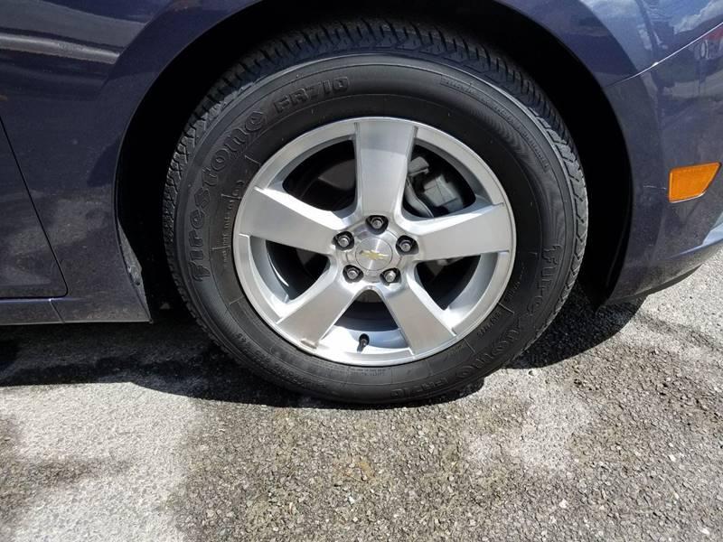 2014 Chevrolet Cruze 1LT Auto 4dr Sedan w/1SD - East Prospect PA