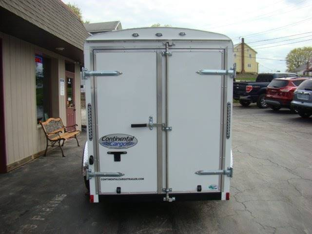 2018 Forest River CONTINENTAL CARGO TW510SA - East Prospect PA
