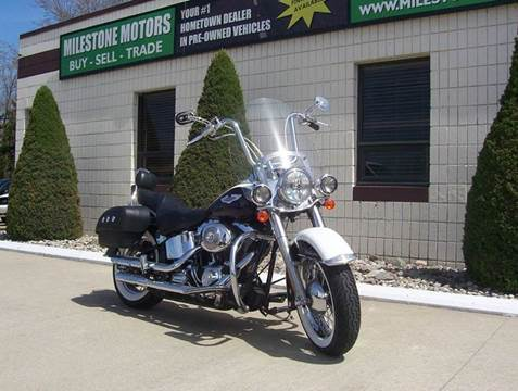 2005 Harley-Davidson Softtail for sale in Chesterfield, MI