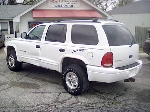 1999 Dodge Durango for sale in Des Moines, IA
